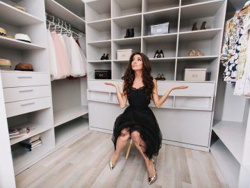 Gana espacio útil organizando mejor tu armario. / Foto: Freepik