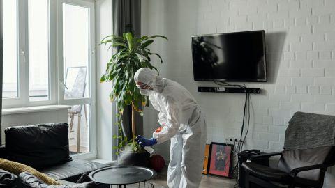 desinfectar tu casa