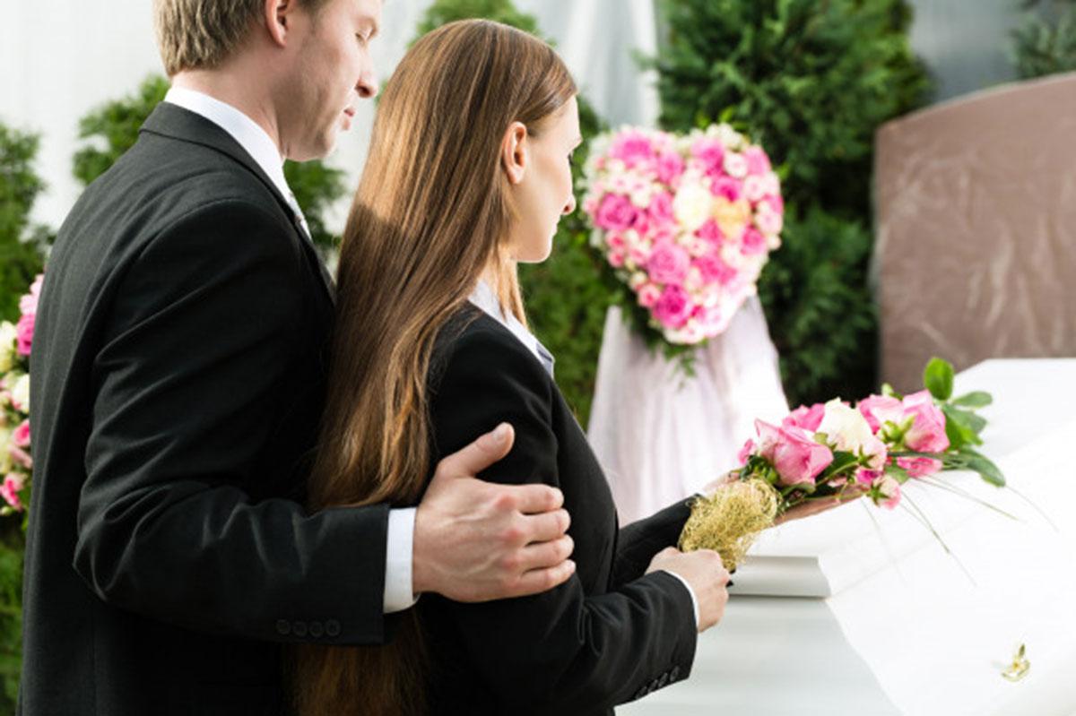 Qué no decir en un funeral
