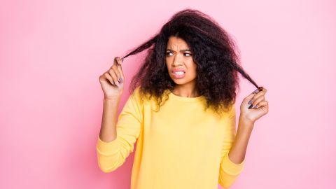 El invierno afecta a tu cabello.