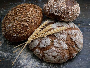 Los panes son bajos en calorías. / Foto: Unsplash