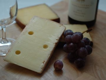 vino queso