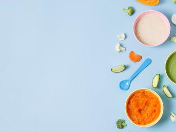 Hasta dos meses pueden permanecer congeladas las comidas para niños. / Foto: Freepik.