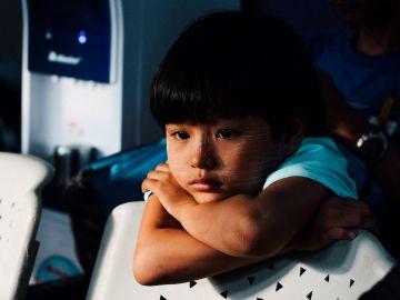 Hasta los 3 años, los niños no tienen noción de propiedad. / Foto: Chinh Le Duc - Unsplash.