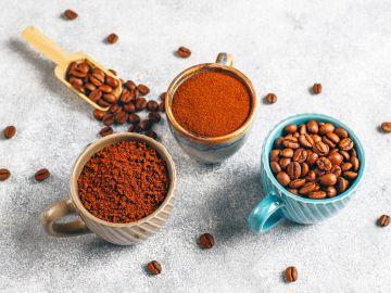 El café es un buen aliado de nuestra belleza. / Foto: Freepik.