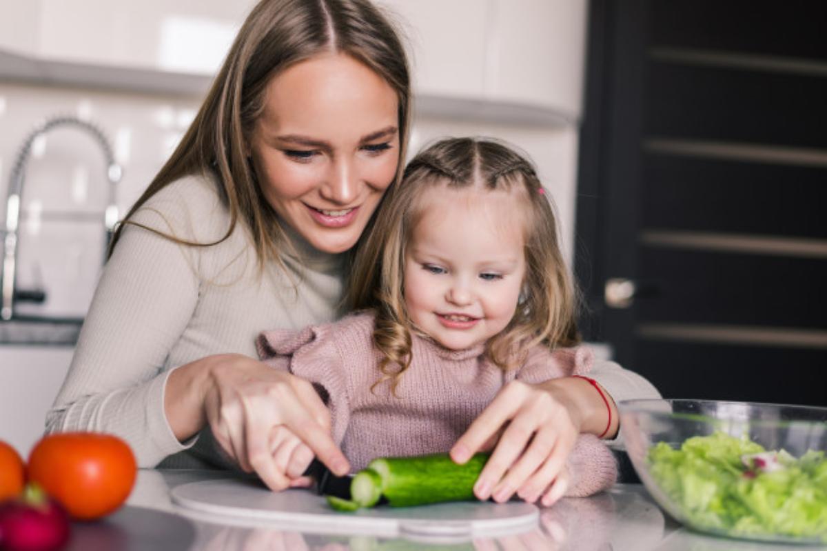 hijos verduras