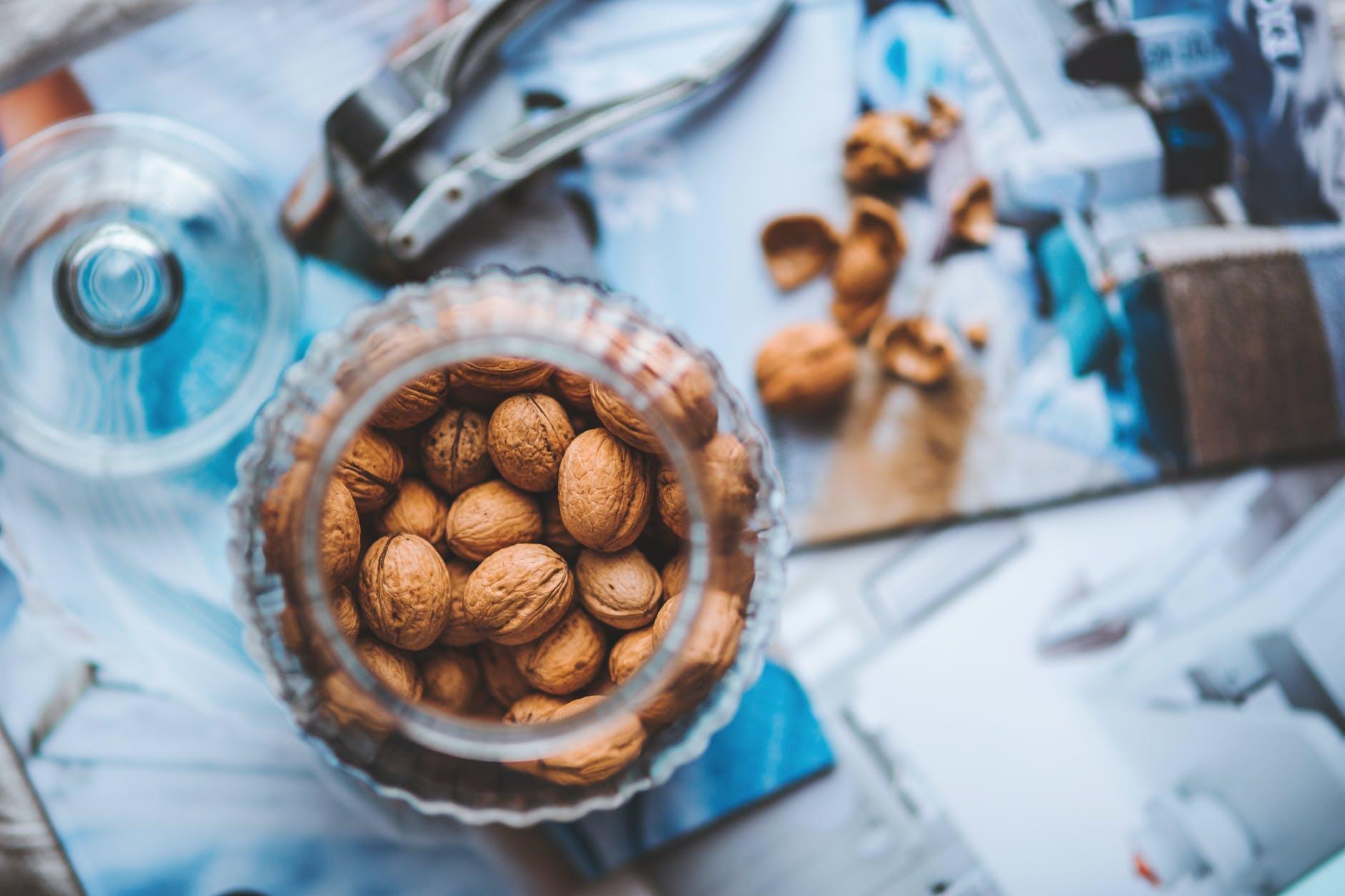consumir nueces