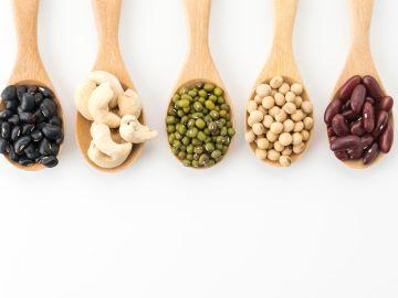 Estos alimentos son ricos en proteína. / Foto: Freepik.