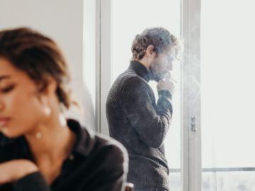 Tienes que analizar bien cómo te sientes para tomar una buena decisión si estás en una relación tóxica. / Foto: Pexels.