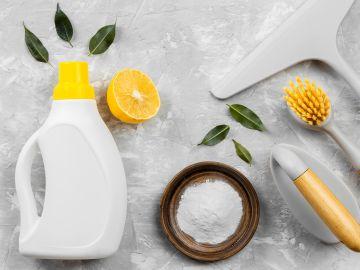 El bicarbonato es el sustituto de decenas de productos comerciales de limpieza. / Foto: Freepik.