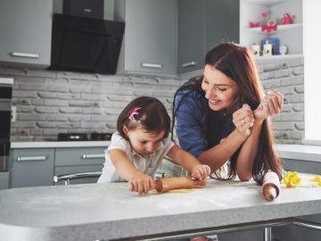 Los niños criados para ser independientes tienen una mejor salud mental