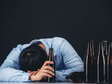 tomar alcohol