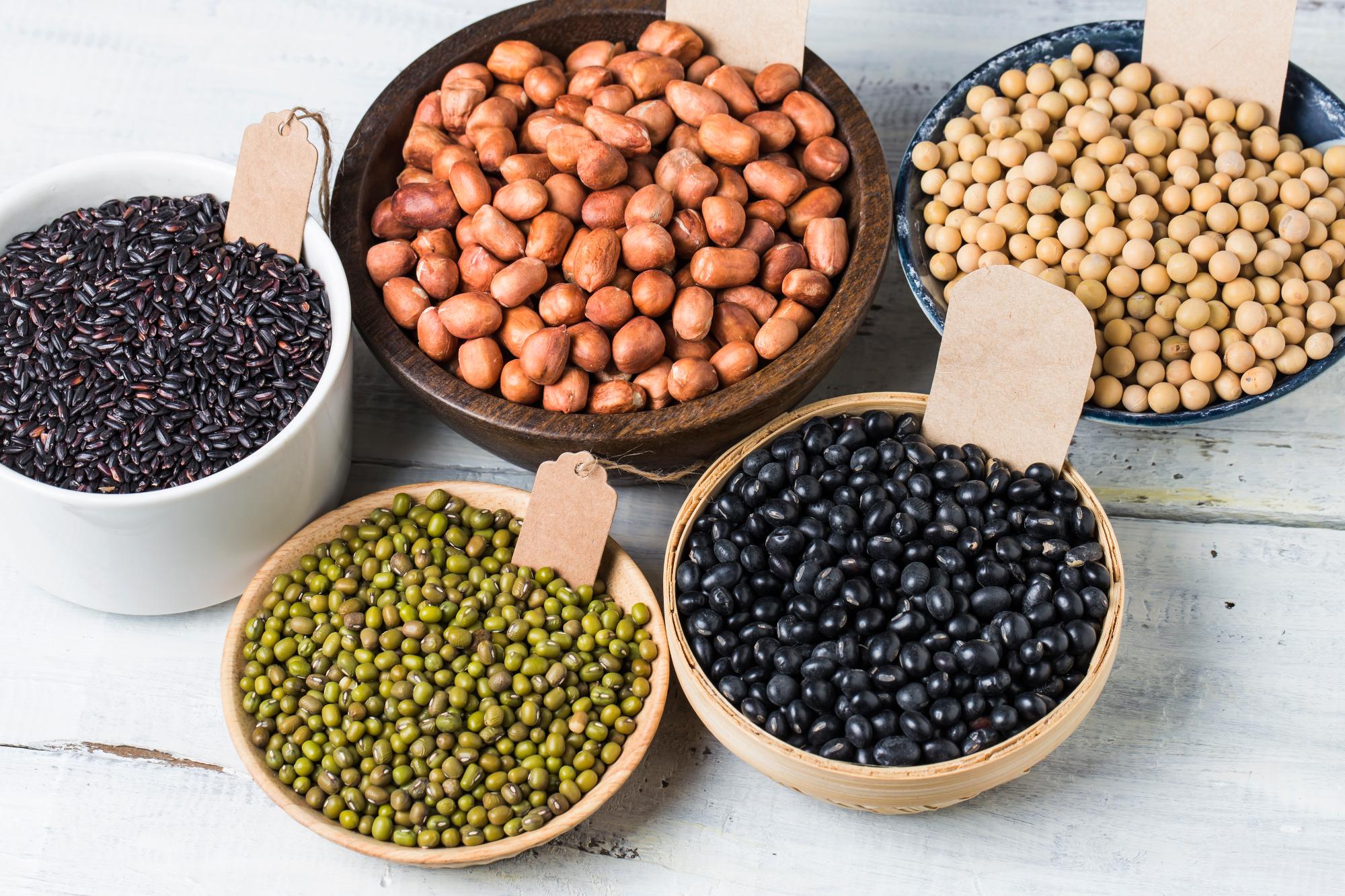 latinos consumen legumbres