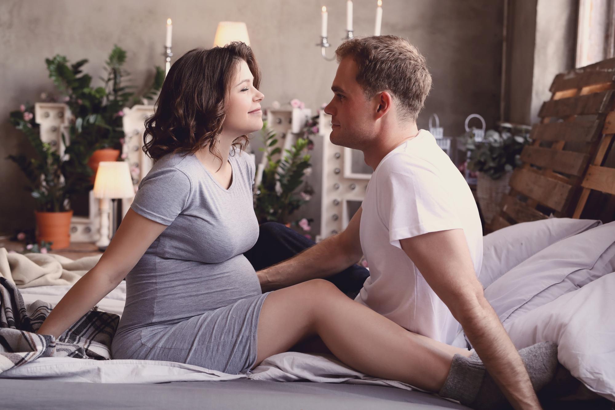 relaciones sexuales en el embarazo