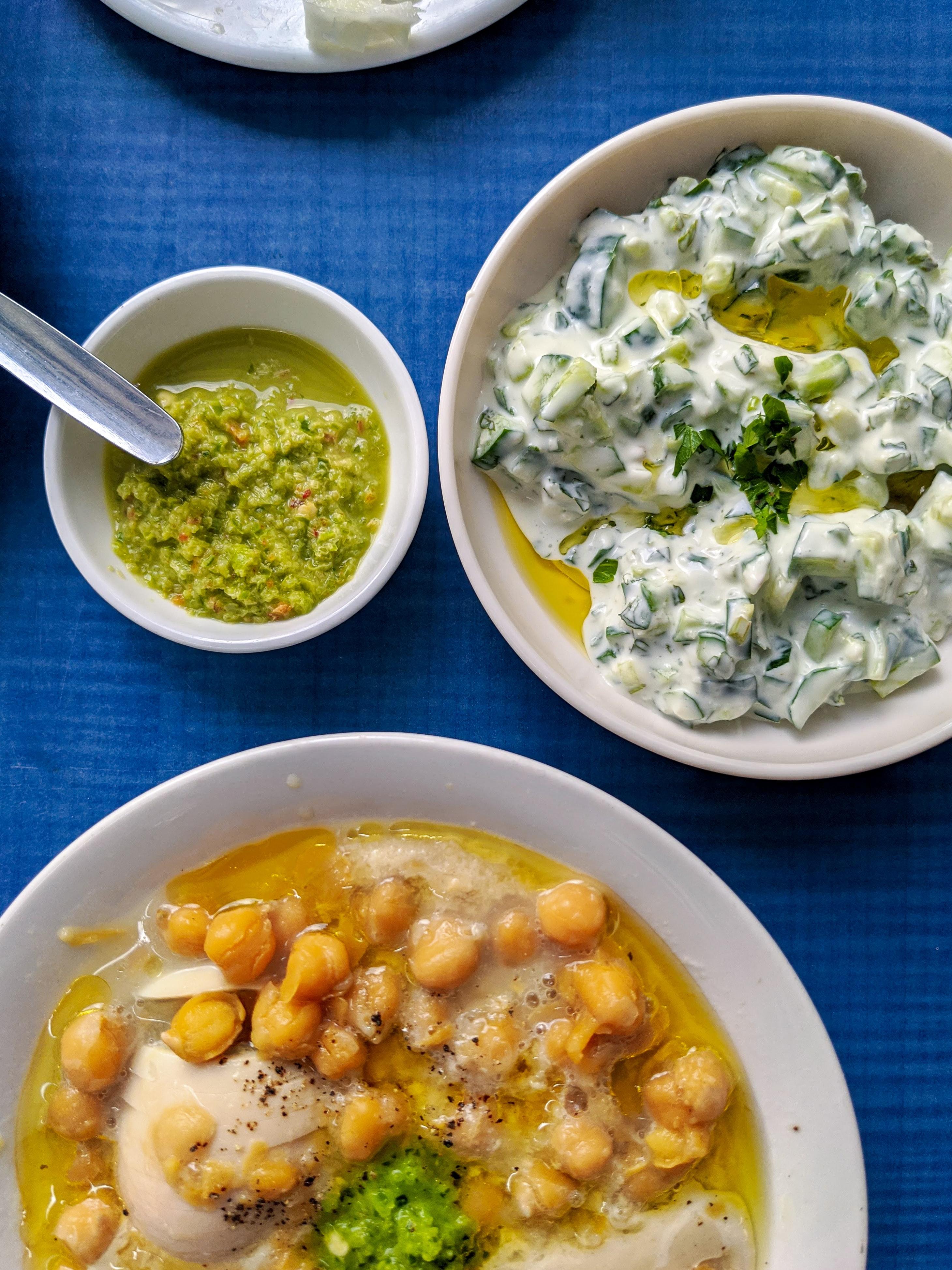 comida mediterránea