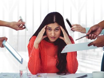 El estrés puede ayudar a nuestro cerebro