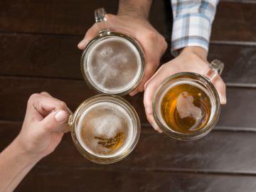 cerveza y rendimiento físico