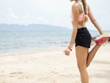 dieta y ejercicio son claves para tonificar los muslos