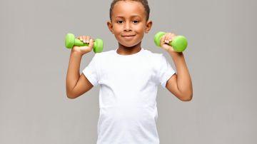 Cómo una dieta saludable y ejercicios físicos durante la niñez ayudan a ser adultos menos ansiosos