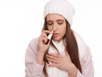 ¿Aerosol nasal que elimina en casi su totalidad el coronavirus?