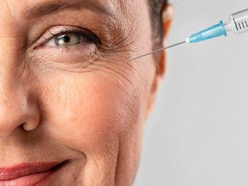 Cómo tratar los distintos tipos de arrugas que aparecen a partir de los 40 años de edad