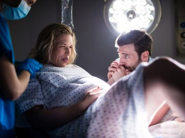 epidural durante el parto