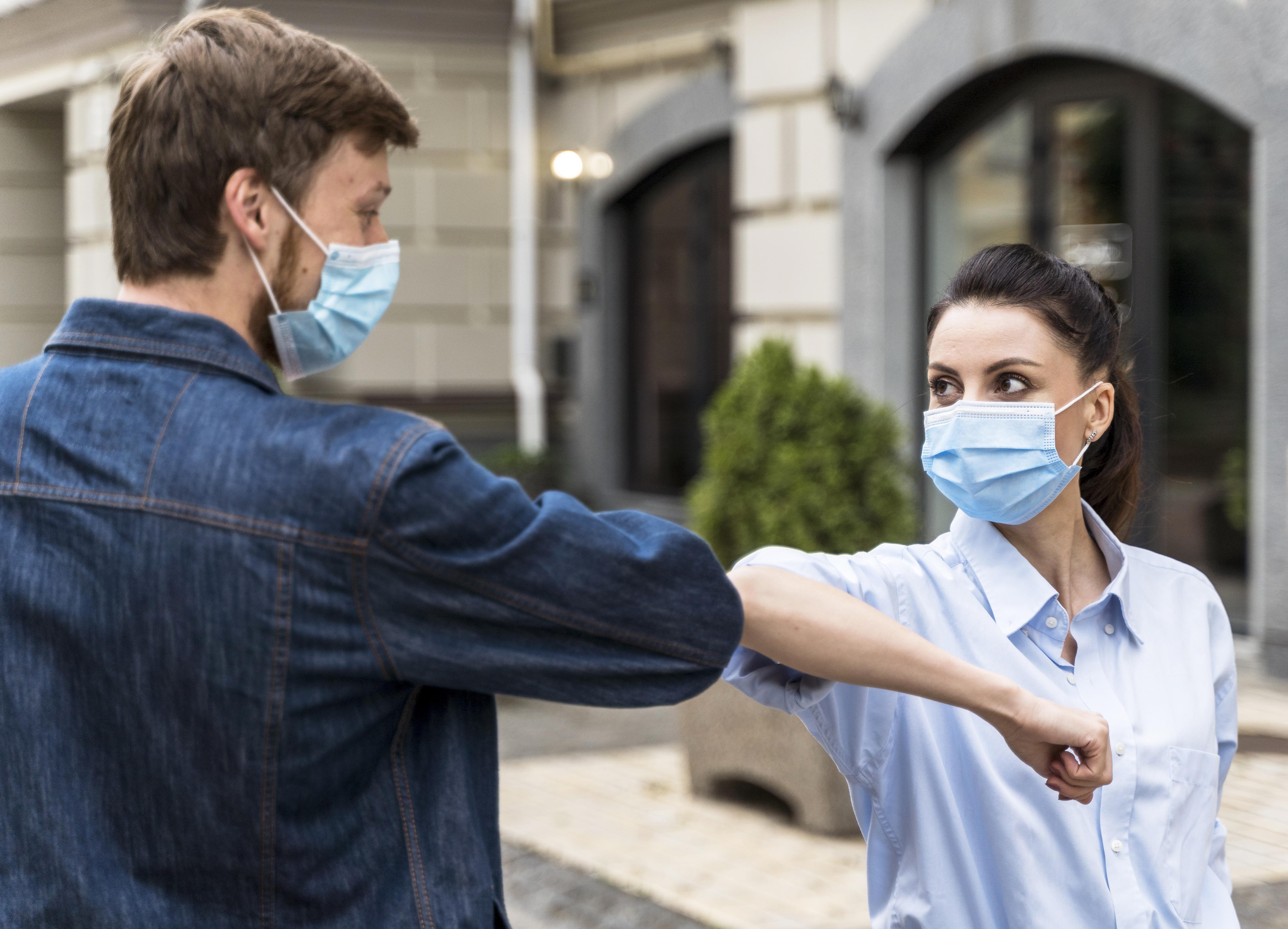 sustancias tóxicas en mascarillas