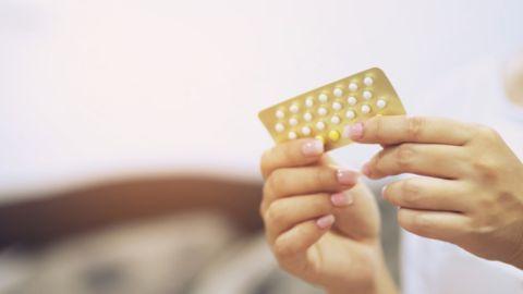 pastillas anticonceptivas en la lactancia