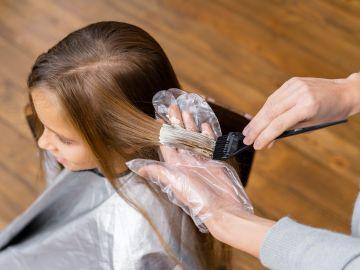 Teñir tu cabello