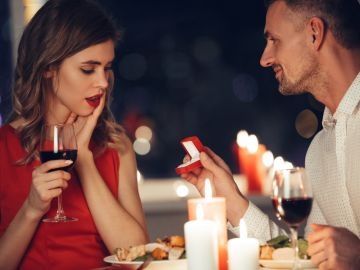 rechazar una propuesta de matrimonio