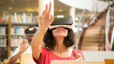 terapia de realidad virtual