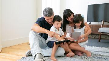 educar a tus hijos con sus dispositivos