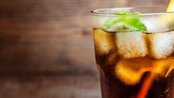agua para eliminar refresco