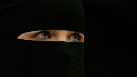 qué es el burka