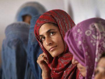 Mujeres de Afganistán