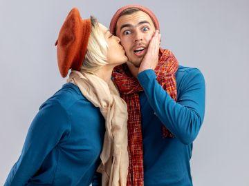 besar en público