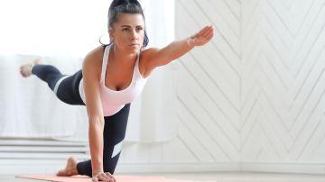 Cómo hacer pilates en casa para adelgazar